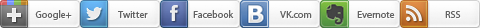 сменить иконки share42