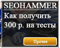 seohammer бонус